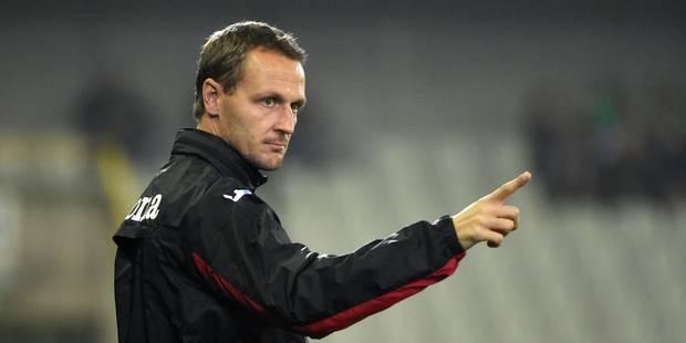 Vukomanovic entraînera le Standard jusqu'à la fin de saison - La Libre