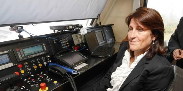 SNCB: les tarifs préférentiels pour manifestants étonnent Jacqueline Galant - La Libre