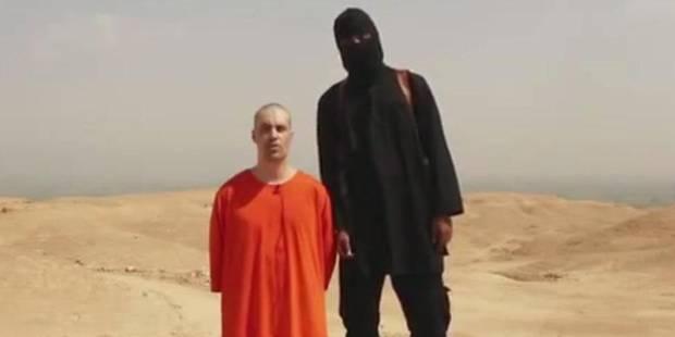 Etat islamique: Voici ce que James Foley et les otages subissent avant leur décapitation - La Libre