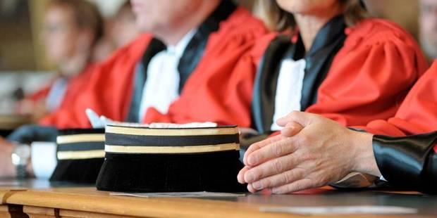 Les magistrats privés d'accès aux sites juridiques? - La Libre