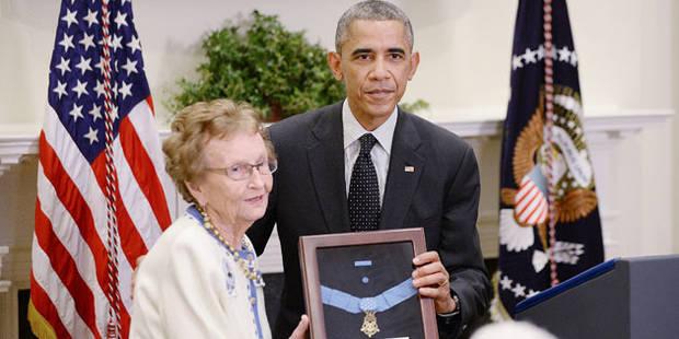 Un soldat américain reçoit la plus haute récompense militaire 151 ans après - La Libre