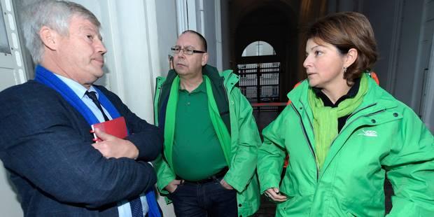 Gouvernement Michel et syndicats : où est l'intérêt général? - La Libre