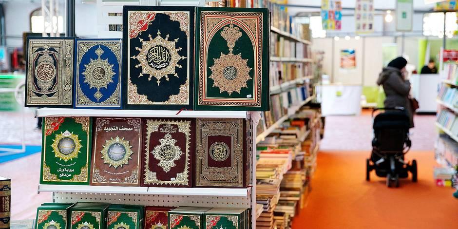 Le souci belge de la Foire musulmane