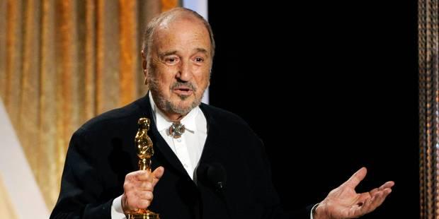 Oscar d'honneur pour le scénariste de légende Jean-Claude Carrière - La Libre