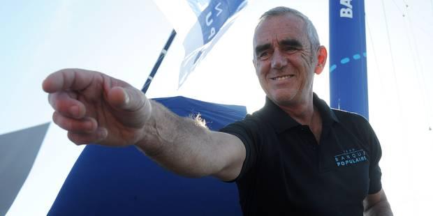 Route du Rhum: victoire de Loïck Peyron qui bat le record de la course - La Libre