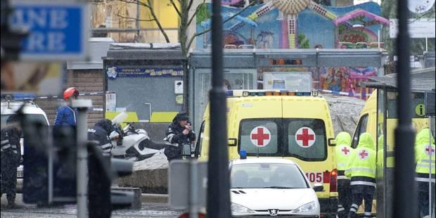 Fusillade de la place Saint-Lambert: Amrani a-t-il été libéré prématurément? - La Libre