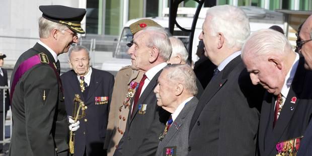Un 11 novembre très tricolore pour les ministres du gouvernement Michel (PHOTOS ET VIDEOS) - La Libre