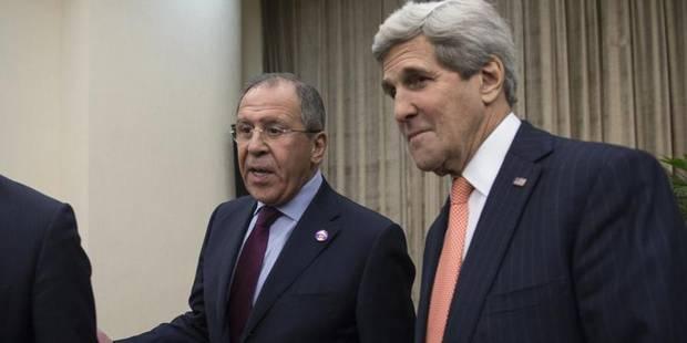Nucléaire iranien: Moscou et Washington veulent un accord au plus vite - La Libre