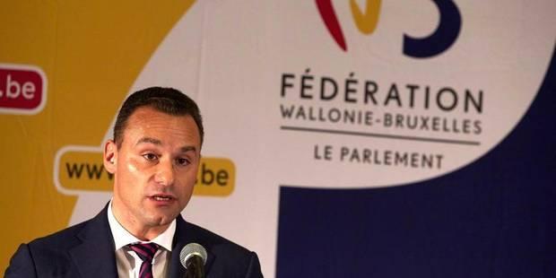 Jean-Charles Luperto entendu plusieurs heures jeudi par les enquêteurs à Namur - La Libre