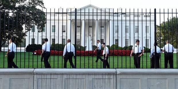 Intrus de la Maison Blanche: les énormes bourdes du Secret Service - La Libre