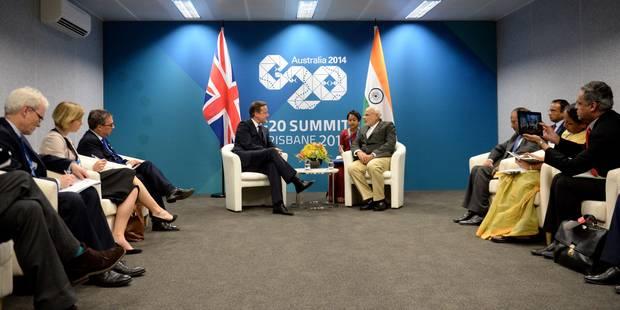 """Le G20 prêt à se montrer """"très agressif"""" - La Libre"""