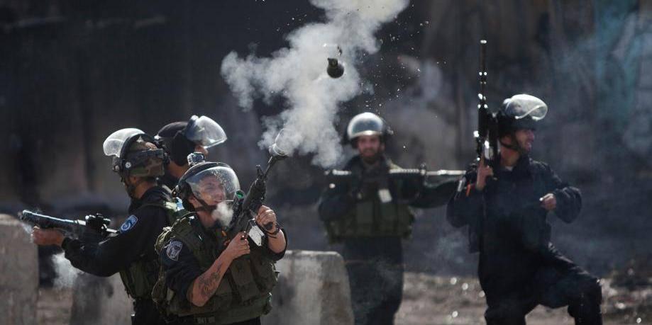 Policiers et Palestiniens s'affrontent toujours à Jérusalem-Est