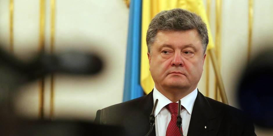Édito: l'Ukraine joue avec le feu - La Libre