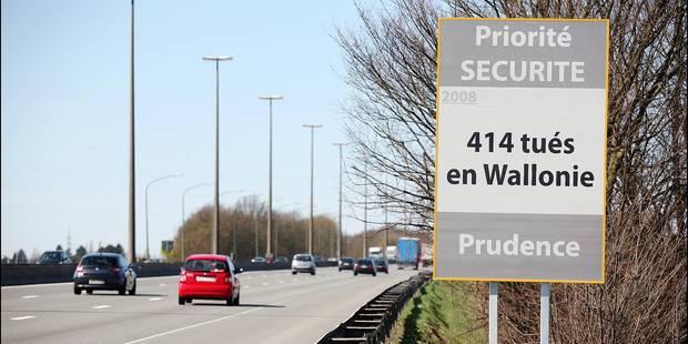 Charleroi: parents et enfants assurent la sécurité routière - La Libre