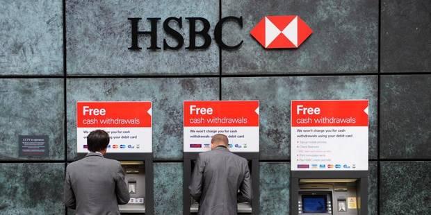La banque HSBC inculpée pour fraude fiscale et organisation criminelle - La Libre