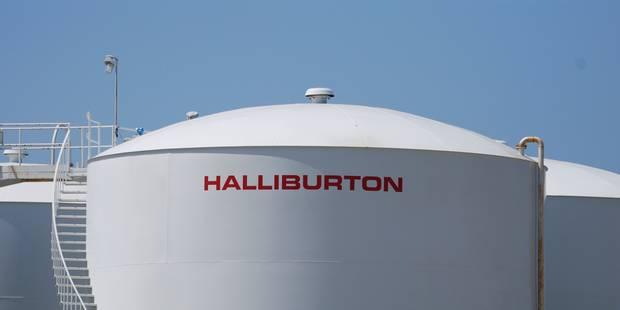 Halliburton a décroché Baker Hughes - La Libre
