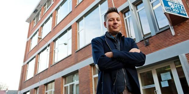 Binche: La ville s'offre le bâtiment du SFP Finances - La Libre