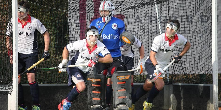 Hockey: pas de stage au Qatar pour Louvain - La Libre