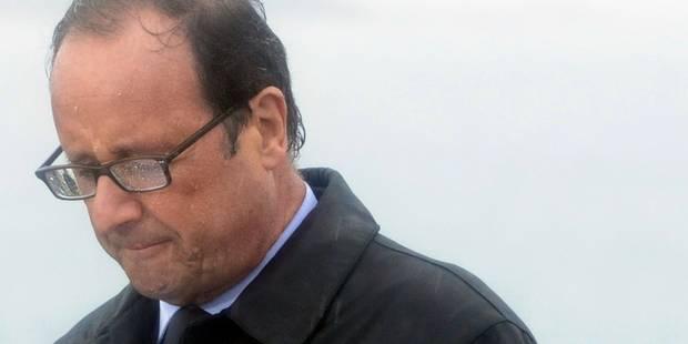 France: Hollande lâché par 73% de la gauche - La Libre