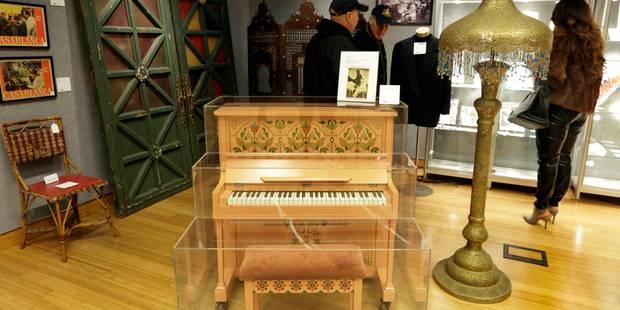 New York: un piano adjugé 3,4 millions de dollars aux enchères - La Libre