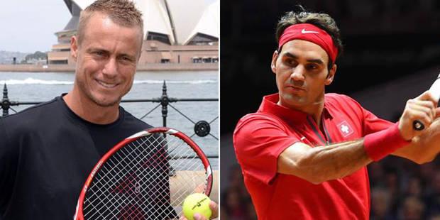 """Federer et Hewitt vont inaugurer un nouveau format de match """"révolutionnaire"""" - La Libre"""