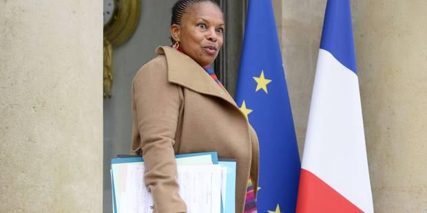Emeutes à Ferguson: la ministre française Christiane Taubira a-t-elle dérapé? - La Libre
