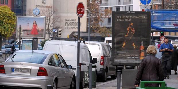 Bannir la publicité dans l'espace public - La Libre
