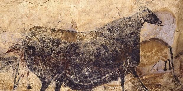 La grotte de la Vache noire - La Libre