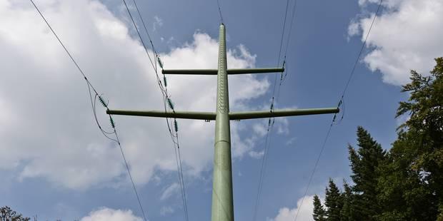 Plusieurs semaines à risque pour les délestages électriques - La Libre