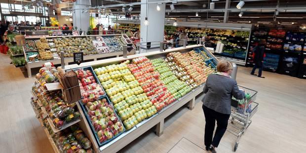 Inflation négative pour ce mois de novembre - La Libre
