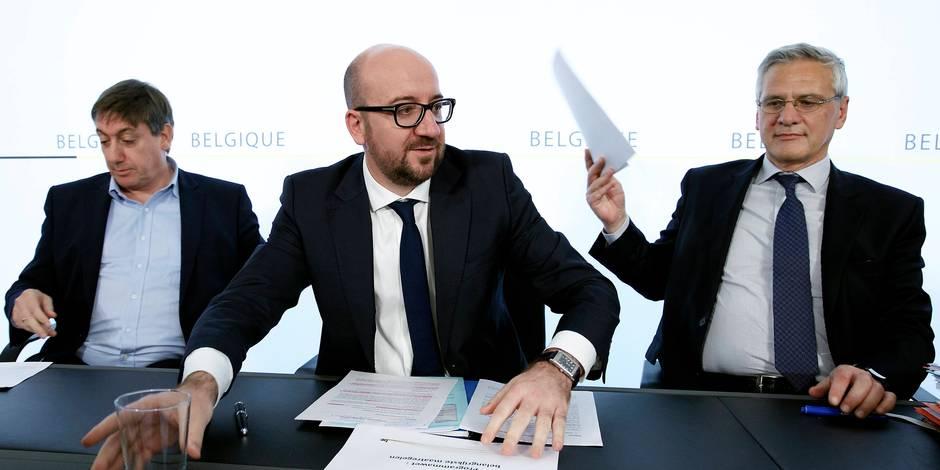 Édito: le gouvernement Michel, rodage ou cacophonie? - La Libre