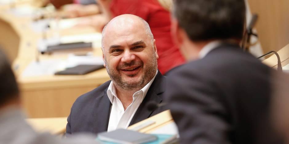 """Doulkeridis: """"J'invite le PS à renoncer au saut d'index pour les enseignants"""" - La Libre"""