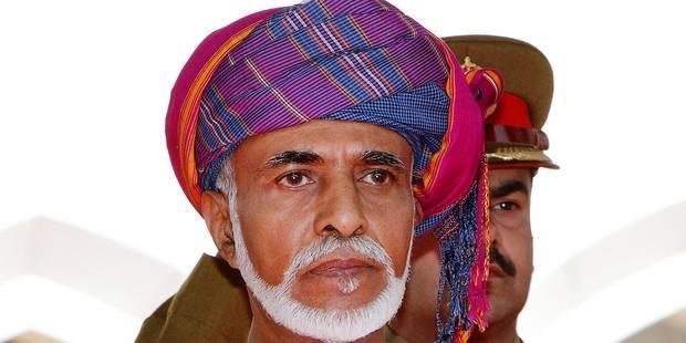RMP: le Sultan d'Oman aux commandes? - La Libre