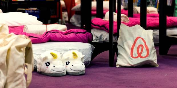 Airbnb fait son lit en Belgique - La Libre