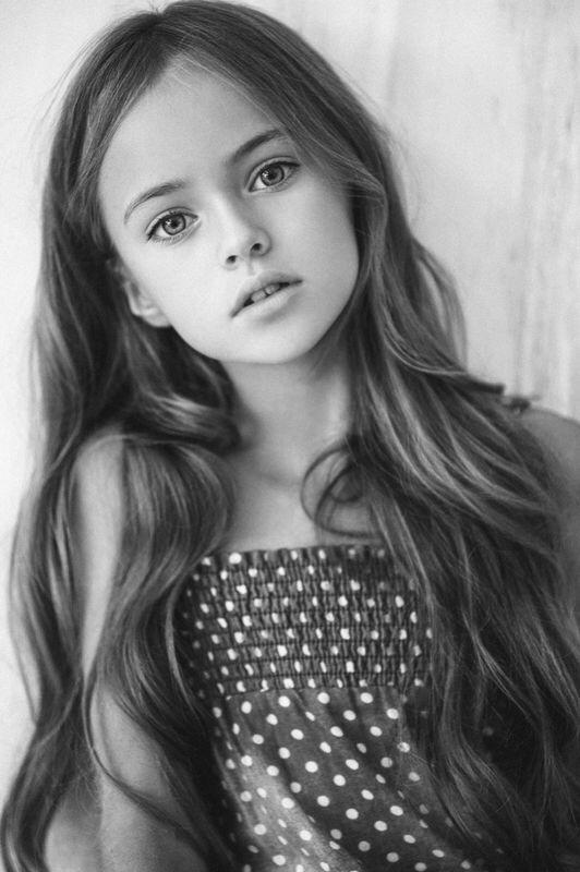 """Belle Fille De 12 Ans a 9 ans, """"la plus belle petite fille au monde"""" fait polémique - la libre"""