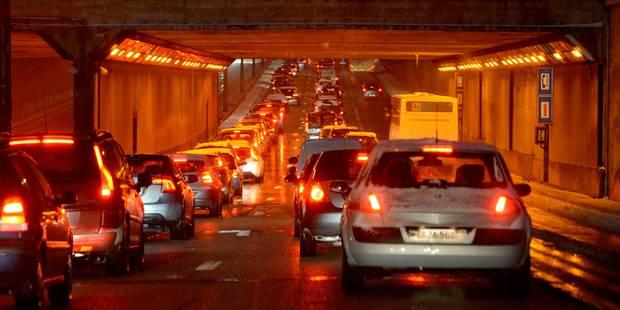 Grève: les axes routiers autour de Bruxelles sous pression ce lundi - La Libre