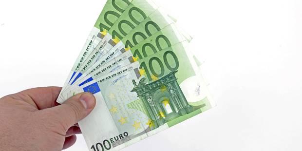 Le revenu moyen des Belges en hausse en 2012 - La Libre