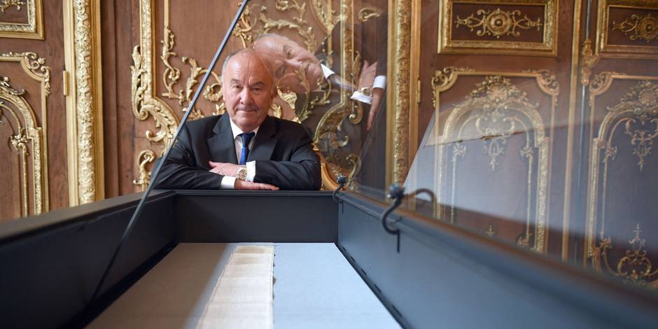 Escroquerie aux manuscrits: une prestigieuse collection privée sous scellés - La Libre