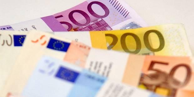 L'inflation devrait rester négative jusqu'en mars - La Libre