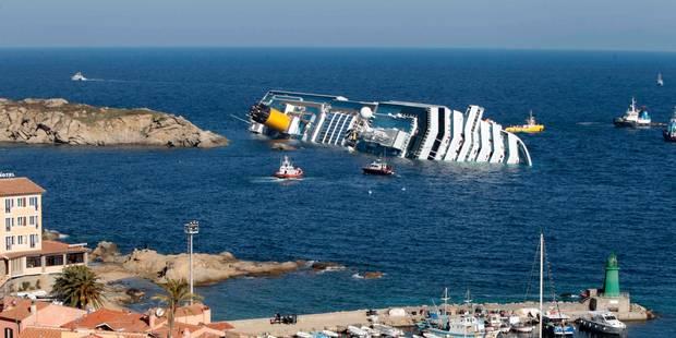 Le commandant du Concordia donne sa version très personnelle du naufrage - La Libre