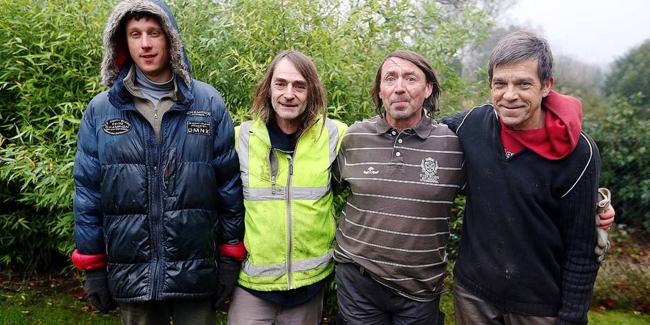 Handicapés, ils sont devenus des jardiniers passionnés
