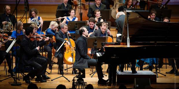 """Beethoven en forme """"olympique"""" - La Libre"""