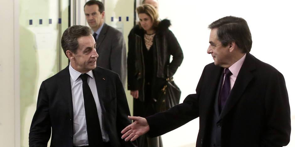 Sarkozy offre un gros chèque pour renflouer l'UMP