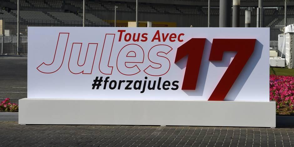 """""""Jules Bianchi roulait trop vite"""", selon la FIA"""
