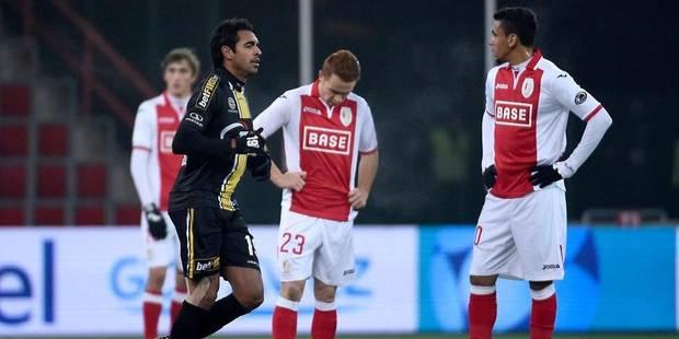 Charleroi et Anderlecht faciles, le Standard coule - La Libre