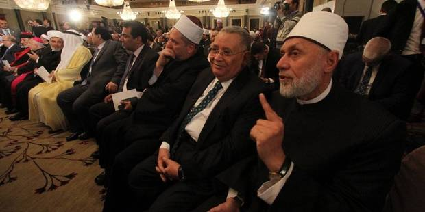 Appel aux chrétiens à ne pas quitter le Moyen-Orient - La Libre