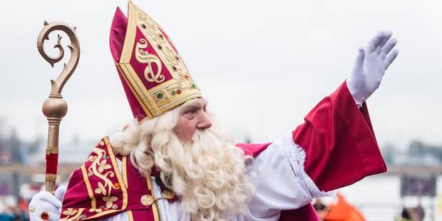 Saint-Nicolas arrive au Port de Bruxelles vendredi - La Libre
