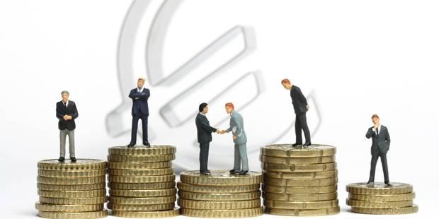 Le salaire des patrons stagne - La Libre