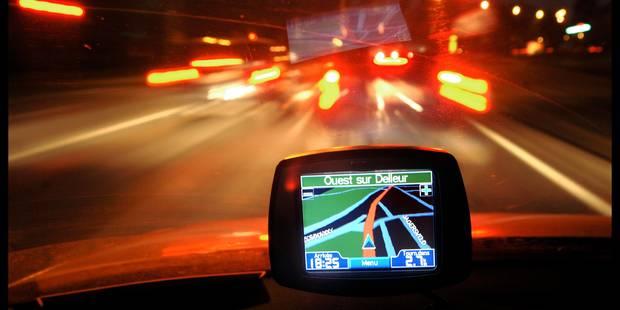 Près de 8 vols de GPS intégrés chaque jour en Belgique - La Libre