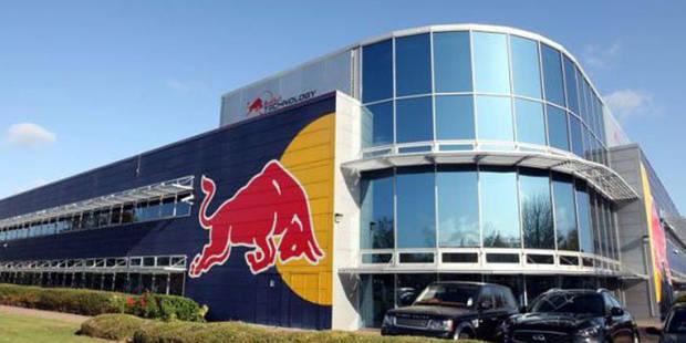 Le siège de Red Bull attaqué, 60 trophées dérobés - La Libre